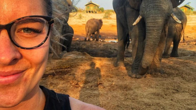 Elephant Sands - Nata, Botswana
